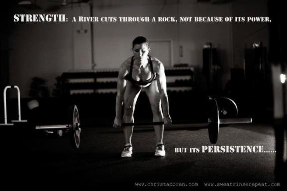 Strength and persistence