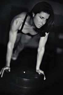 fitness photos shoulders