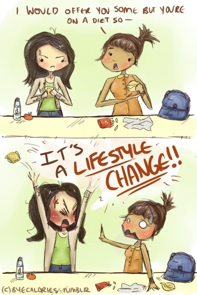 lifestyle change