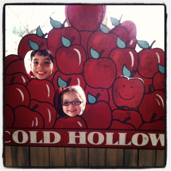 kids at Cold Hollow